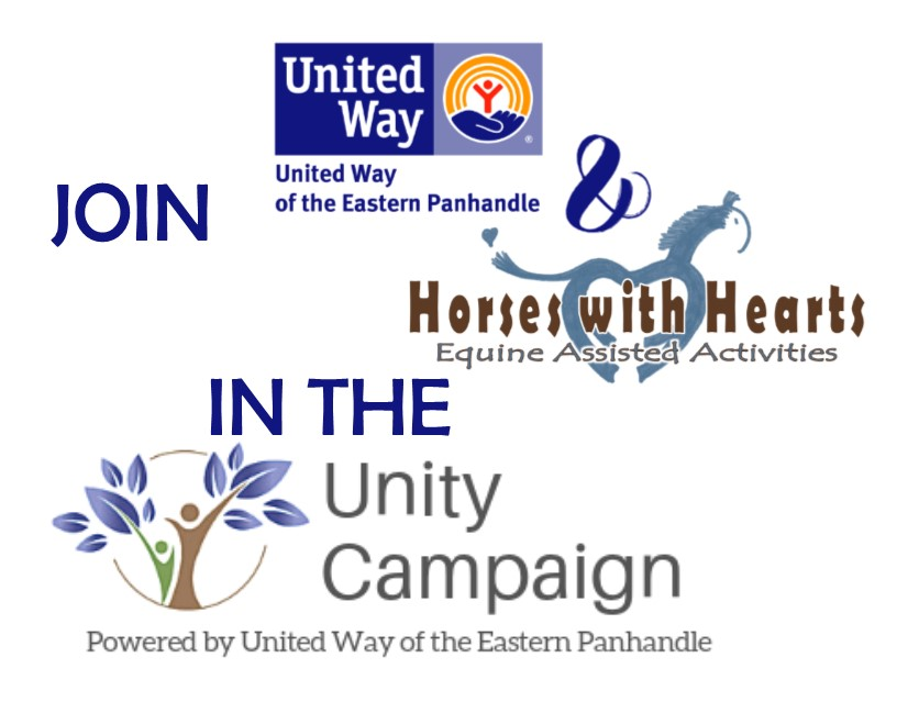 Join United Way and Horses with Hearts in the Unity Campaign